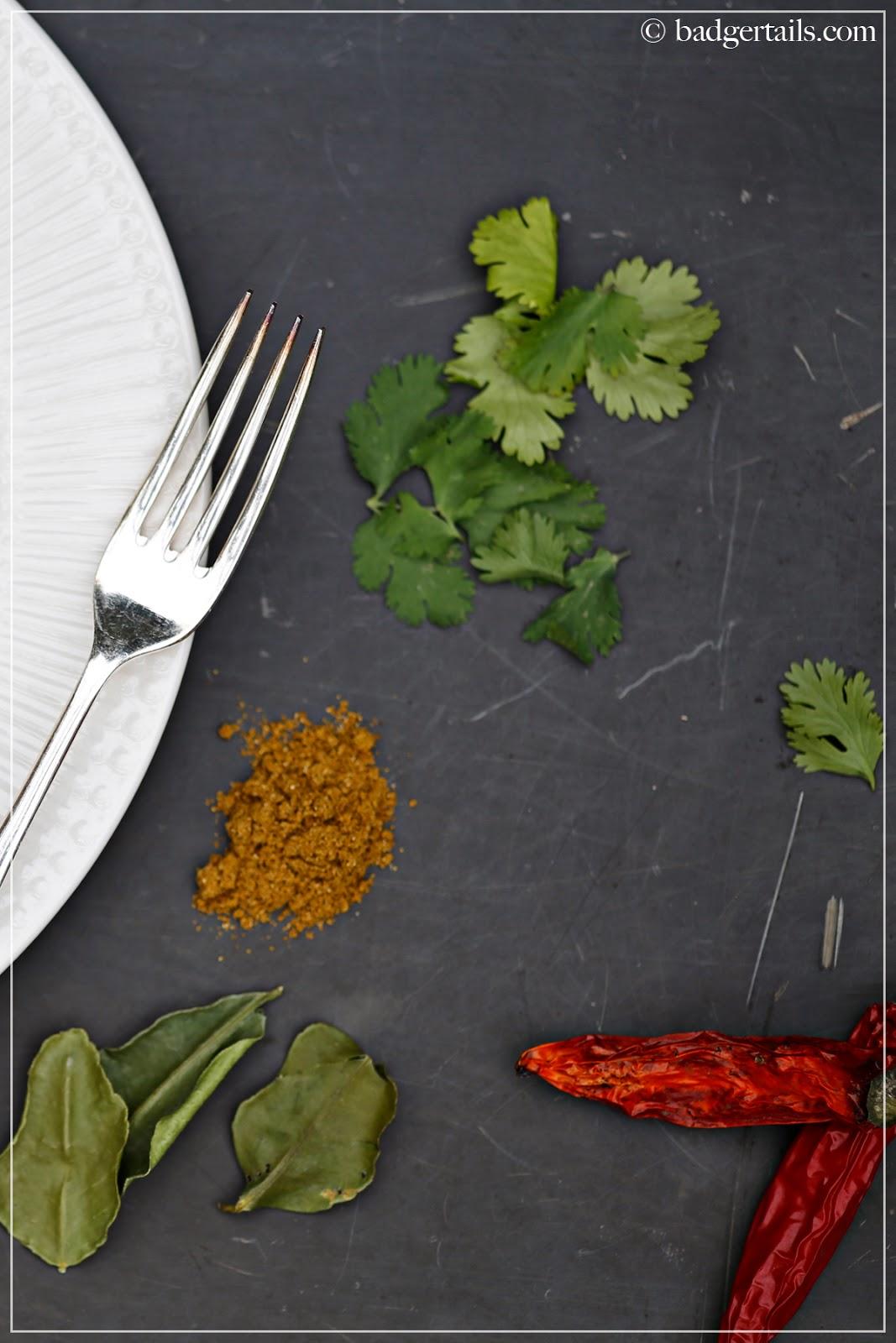 garam masala chicken curry spices