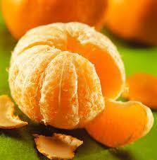 Como Mandarinas para un Corazón Sano