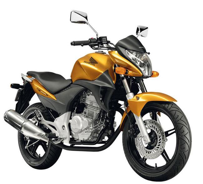 Desarrollo Y Defensa Motos Honda Nacionales