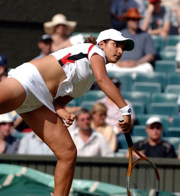 Sexiest Asian Sports Stars, Sania Mirza