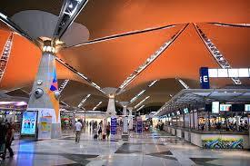 Tempat Menarik Dan Percutian Di Selangor - KLIA Airport