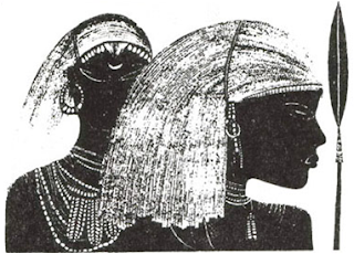 كنداكة (رسم: http://theblklst.blogspot.com/)