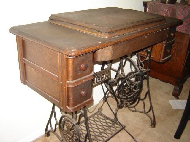 The Vintage Singer Sewing Machine Blog: Craigslist ...