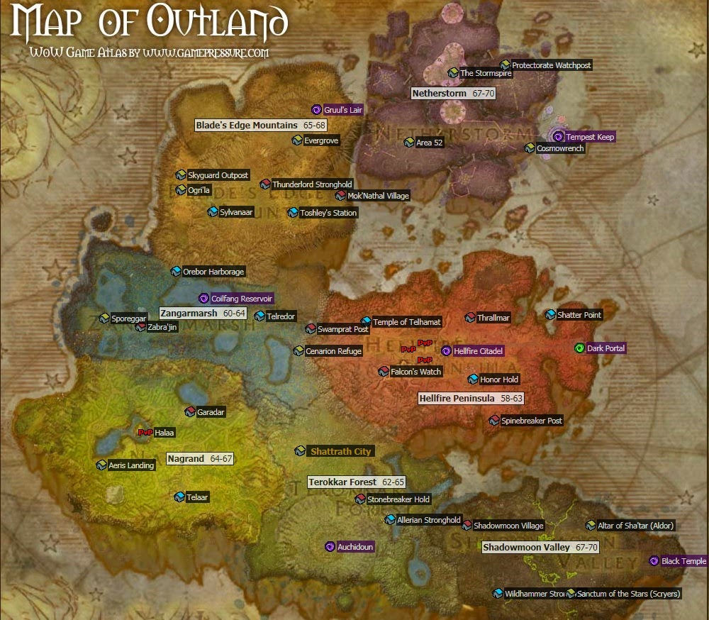 The Outlands