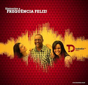 TODODIA FM  106,5- Frequência Feliz