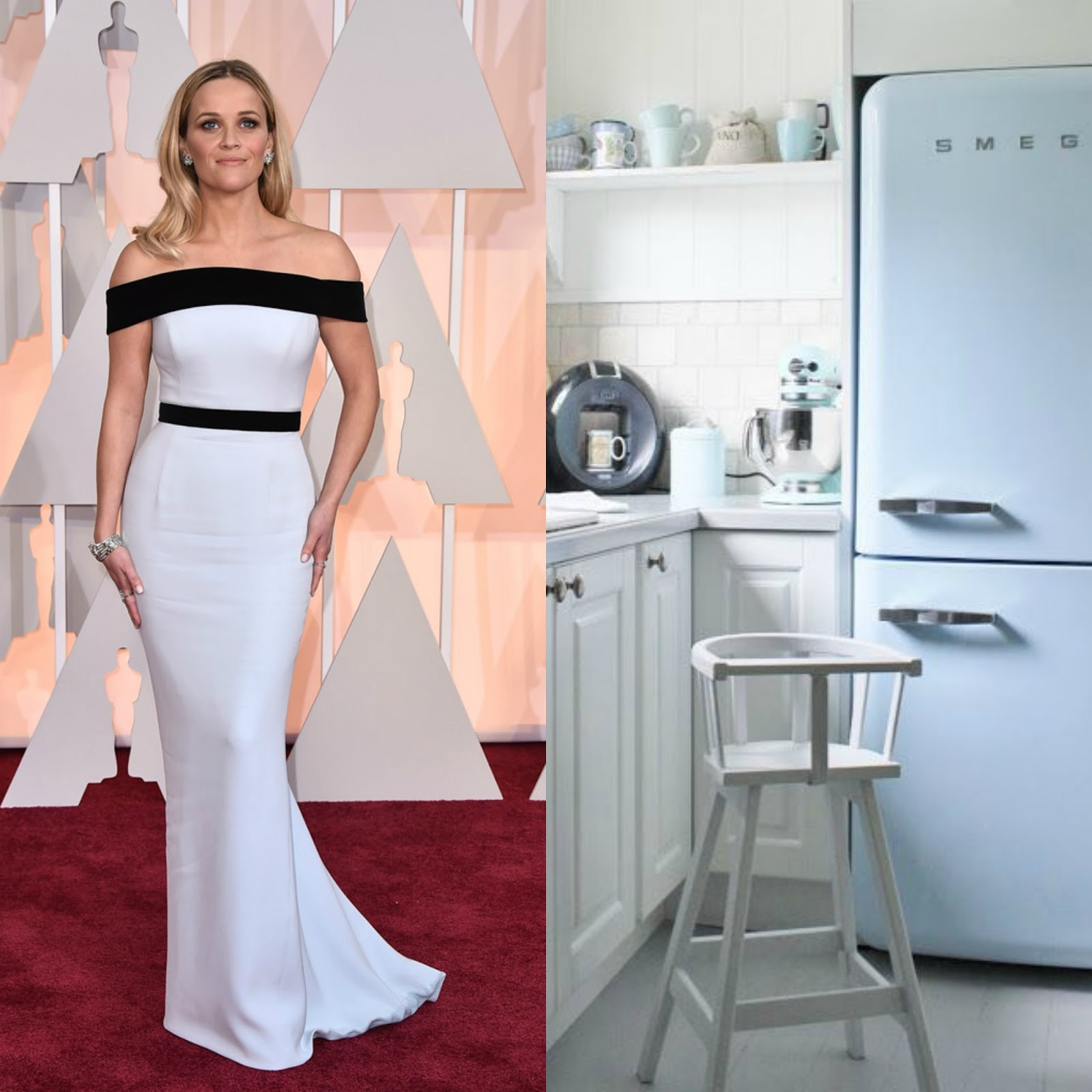 oscars red carpet looks reese witherspoon
