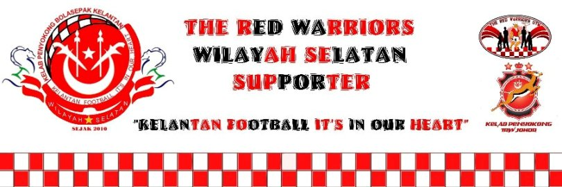 THE RED WARRIORS WILAYAH SELATAN