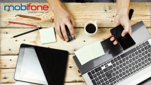 Mobifone khuyến mại khi thanh toán online