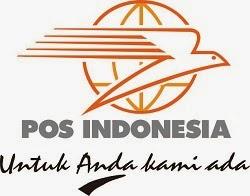 KALKULATOR Biaya Kirim . Klik Logo POS: