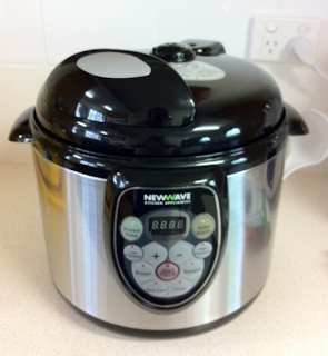 Kitchenware Direct 5-in-1 Multi Cooker - a giveaway!
