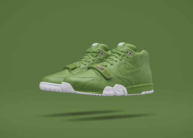 uk availability 94e96 abd51 ... Nike from collaborating with Fragment Design for an exclusive European  release-only of the Nike Court Air Trainer 1 Mid s in a classic