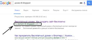Влияние доменного имени на поисковую выдачу