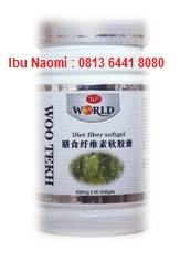 PELANGSING BIOLO: Diet Fiber Softgel Woo Tekh Untuk ...