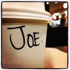 Coffee With Kak Joe