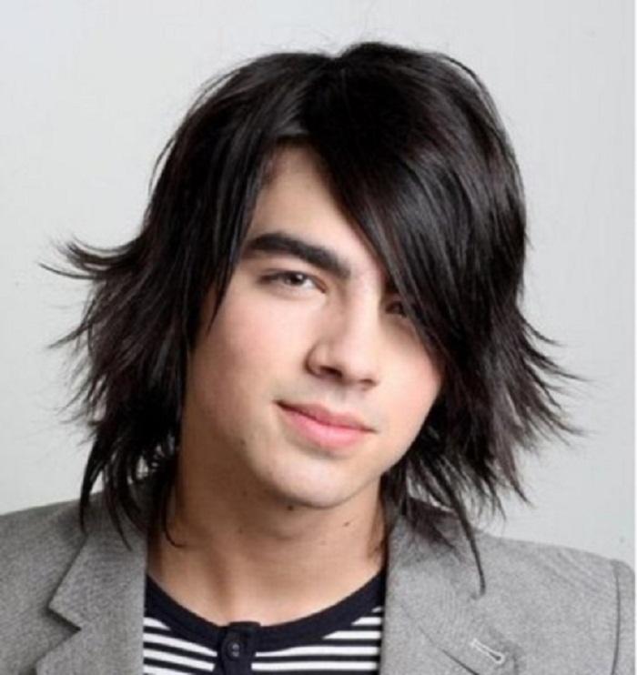 Peinados A La Moda Peinados Para Hombres Con Cabello Largo