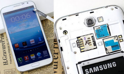 Samsung Galaxy Note 2 Duos