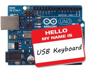Arduino Leonardo teclado USB