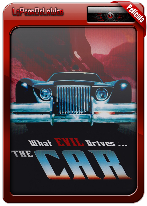 The Car (Asesino Invisible) (1977) [BrRip | Dual | Mega]