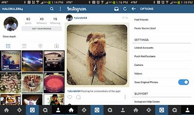 Download Instagram Apk Android- Hadir dengan Tampilan baru