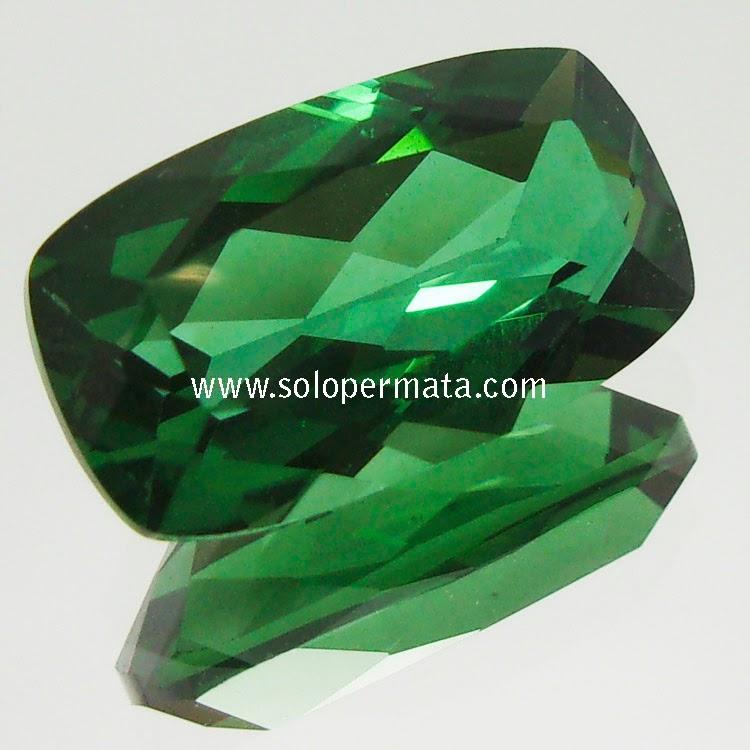 Batu Permata Green Quartz - 02B02
