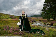 Stunning Photo of QEII in the Highlands