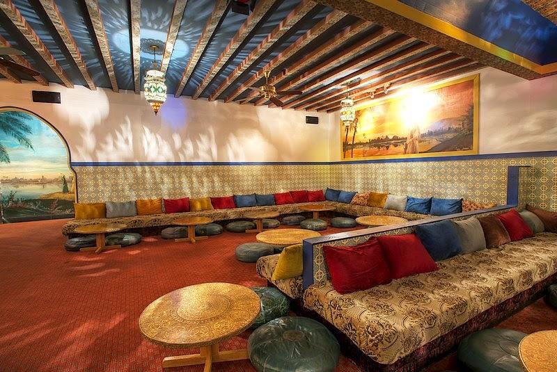 Salon Marocain Sahraoui | Mobilier & Décoration