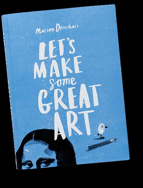 Making Book Cover Art ~ Little helsinki let s make art