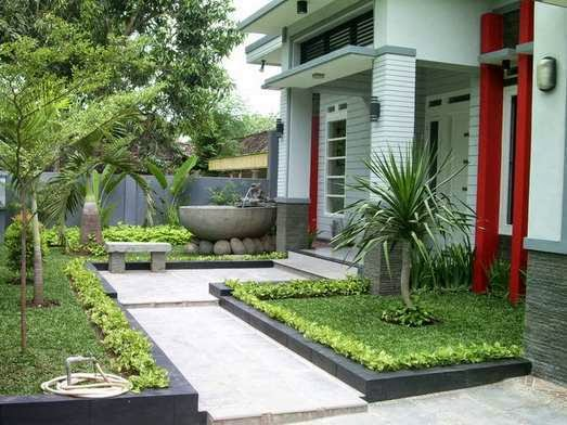 teras rumah minimalis 1