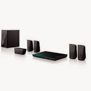 Infibeam : Buy Sony DAV-DZ350 Home Theater at Rs.16108