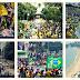 Protestos pelo país: Você sabe de qual lado está?