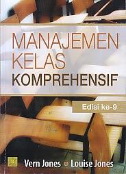 toko buku rahma: buku MANAJEMEN KELAS KOMPREHENSIF, pengarang vern jones, penerbit kencana