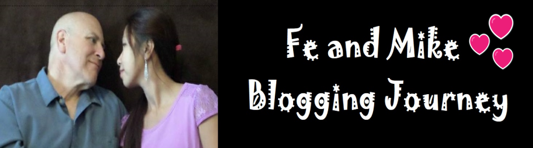 Fe and Mike Blogging Journey