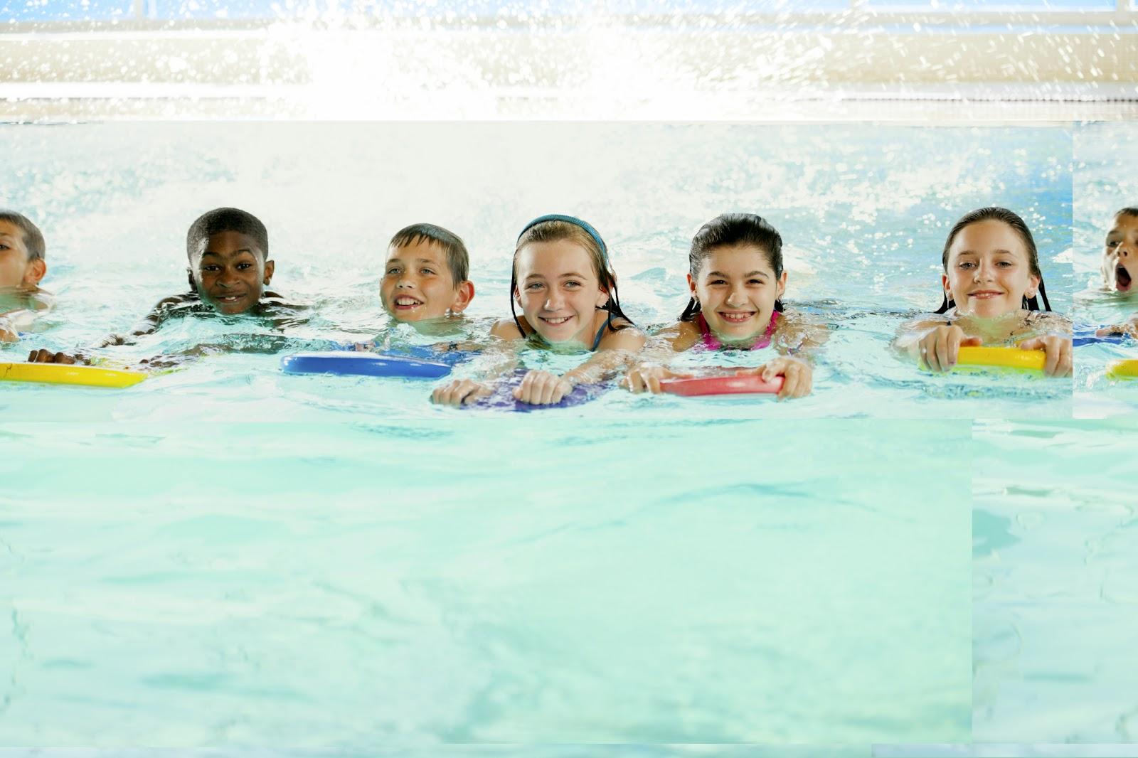 Berenang Untuk Kehidupan BERENANG MENINGKATKAN IQ ANAK