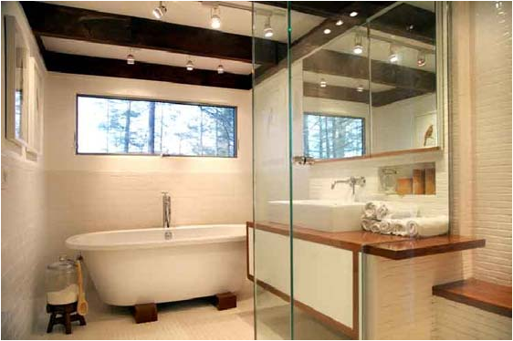 Mid century modern bathroom design ideas room design ideas Mid century modern design ideas