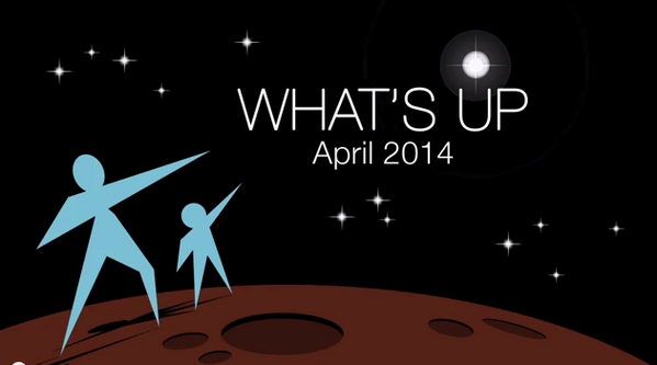 Wajib Lihat! Daftar Fenomena Astronomi April 2014