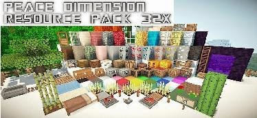 Peace Dimension Resource Pack