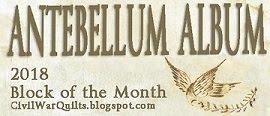 Antebellum Album Quilt