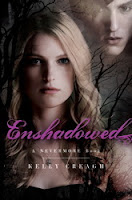 book cover of Enshadowed by Kelly Creagh