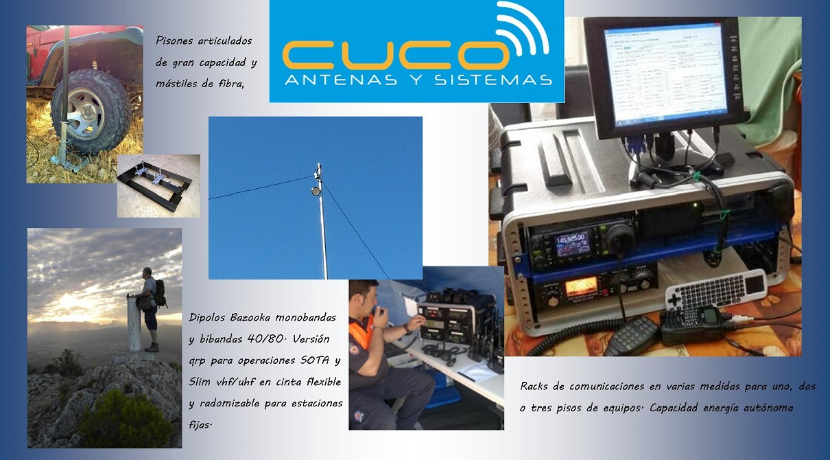 Bazooka CUCO y otros inventos