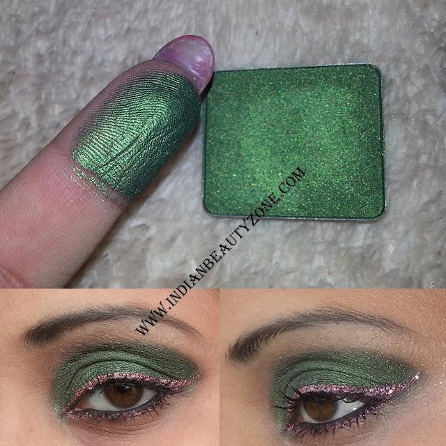 Inglot Pearl Eyeshadows