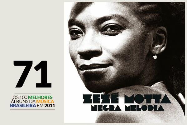 Zezé Motta - Negra Melodia