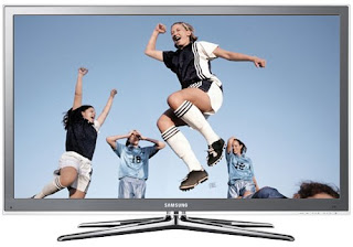 3D LED TV Samsung UN55C8000
