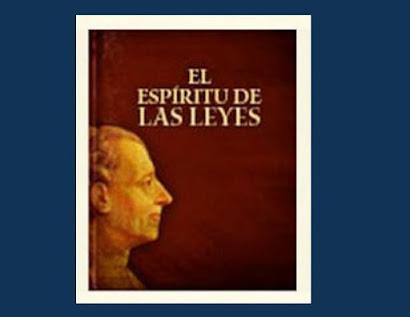 """Leer """"SOLO"""" el Libro XI (UNDÉCIMO) de """"El Espíritu de las Leyes"""""""