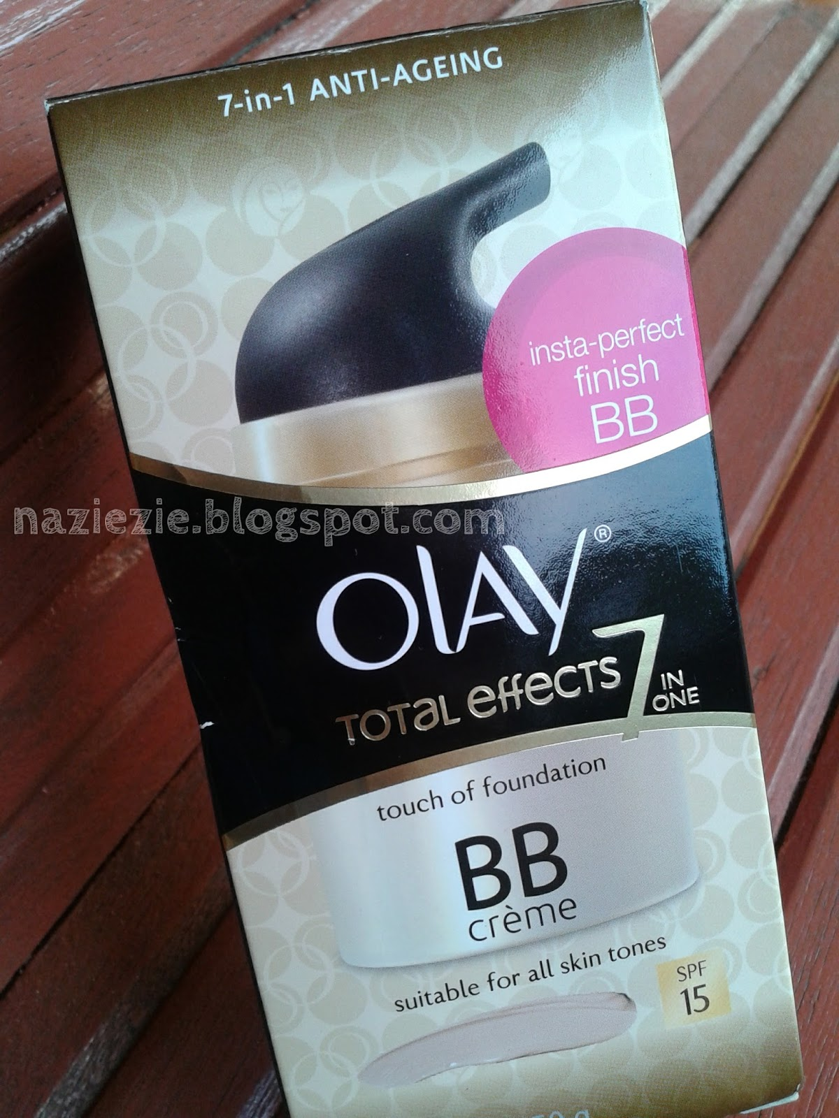 Review Olay Total Effects 7 In One Bb Creme Free Is My Inspiration Day Cream Touch Of Foundation Spf 15 50gr Berikut Manfaat