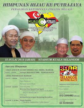 SELANGOR HIJAU 15/7/2012