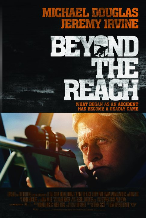 Filme Poster Beyond the Reach HDRip XviD & RMVB Legendado