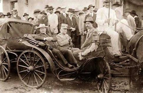 Roosevelt at Sorocabana