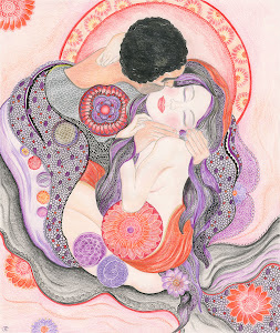 Ode to Klimt's 'The Kiss'