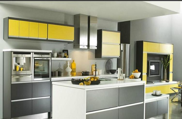 The Cocina Y Muebles: Lindas Ideas para Cocinas para una Casa Elegante