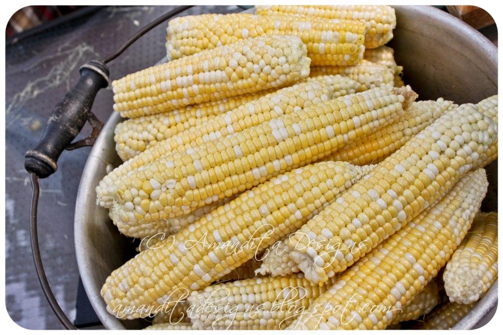 Corn Pie: A Pennsylvania Dutch Dish | Amandita Designs